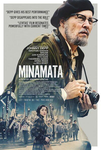 دانلود فیلم میناماتا Minamata 2021