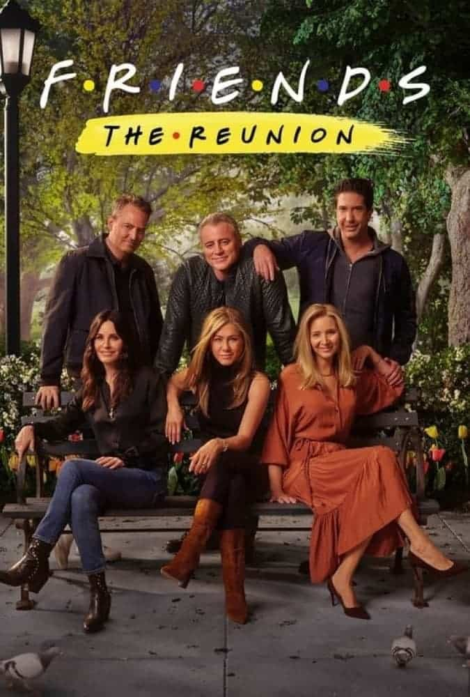دانلود فیلم Friends: The Reunion 2021