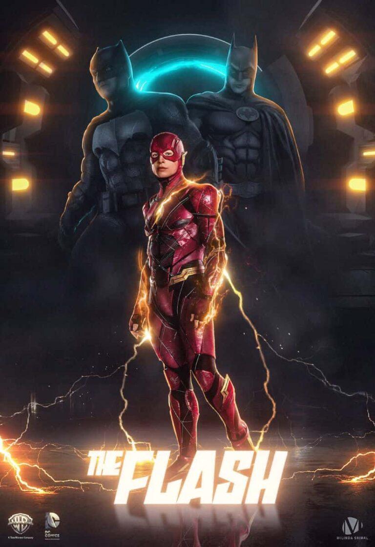 دانلود فیلم فلش The Flash 2022