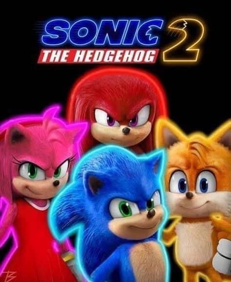 دانلود فیلم سونیک 2 Sonic the Hedgehog 2 2022