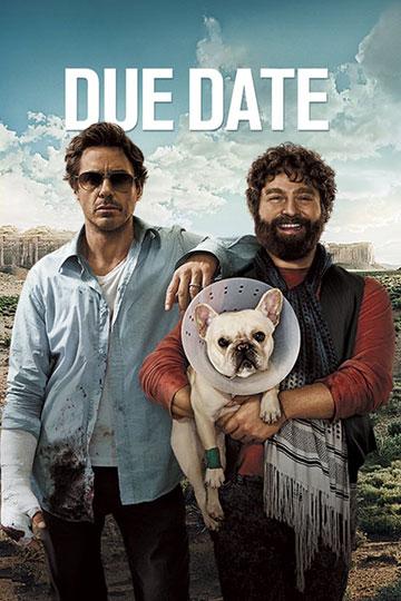 دانلود فیلم موعد مقرر Due Date 2010