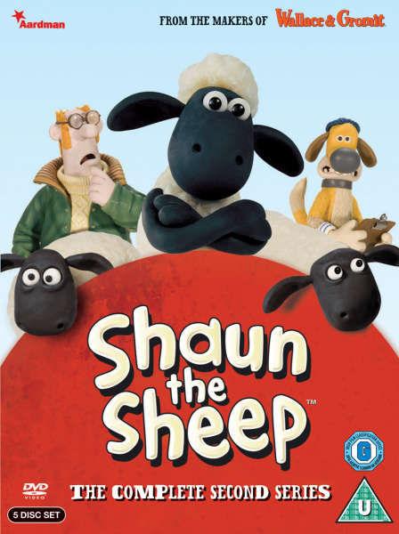 دانلود کارتون بره ناقلا نگهداری درخت Shaun the Sheep