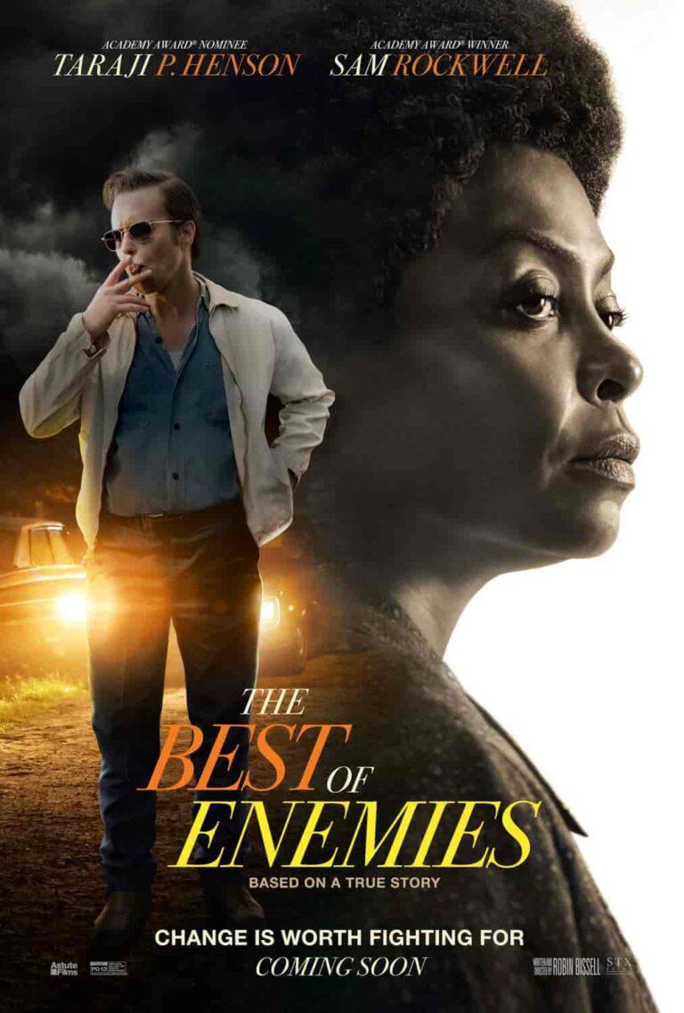 دانلود فیلم بهترین دشمنان The Best of Enemies 2019